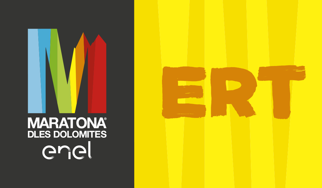 Maratona dles Dolomites Logo