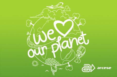 Arcese unser nachhaltiger Logistikpartner