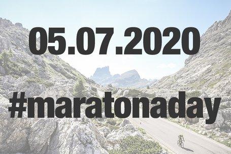 Internationaler Tag der Maratona